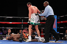 April 20, 2013: Tyson Fury vs Steve Cunningham