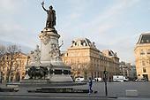 Republique Coronavirus Paris