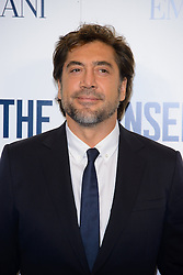 Javier Bardem arriving for a special screening of The Counselor, in  London,  Thursday, 3rd October 2013. Picture by Chris Joseph / i-Images