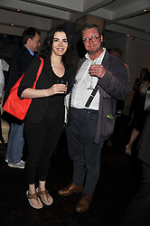 NIGELLA LAWSON and FERGUS HENDERON at a party to celebrate the publication of 'Made In Sicily' by Giorgio Locatelli at Locanda Locatelli, Seymour Street, London on 4th October 2011.