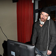 London,UK, 22th January 2015 : Dj Dan Perry attends the House of Ho 1st Birthday Party at Soho, London. Photo by See Li