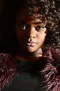 "MANHATTAN, NEW YORK, OCTOBER 24, 2015 Actress and singer Shanice Williams, who will play Dorothy in NBC's ""The Wiz Live"" is seen at Cinemaworld in Brooklyn, NY.  Williams is 19 years old and got the role, after it being her first audition ever. 10/24/2015 Photo by Jennifer S. Altman/For The Times"