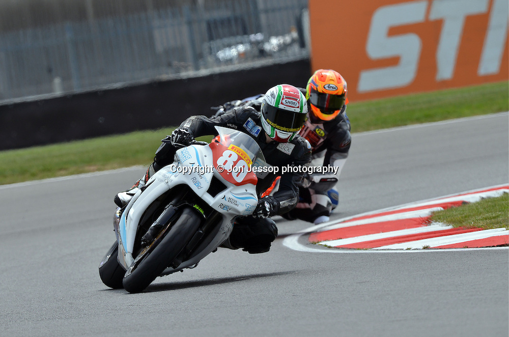 #80 Mike Booth Rapid Solicitors.co.uk Kawasaki Superstock 1000