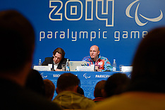 March 7th 2014 - IPC Press Conference