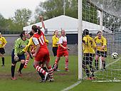 Charlton Athletic Women v Copswood Ladies