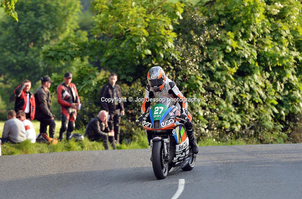 #27 Maria Costello 650 Kawasaki Hol-Taj / ESM / Bob Jackson Racing