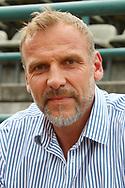 Markus Zoecke, Sportdirektor des LTTC Rot-Weiß Berlin, Allianz Kundler German Juniors, erste Runde, Berlin, 08.07.2014