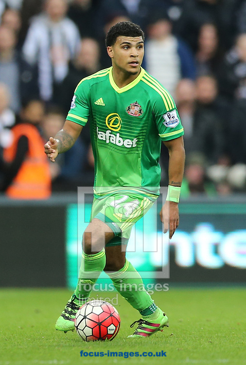DeAndre Yedlin of Sunderland during the Barclays Premier League match at St. James's Park, Newcastle<br /> Picture by Simon Moore/Focus Images Ltd 07807 671782<br /> 20/03/2016