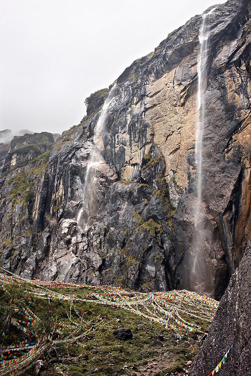 Shenpu, Buddha's Tears waterfall, Yunnan, China; September, 2013.