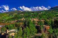 Snowmass Village (Aspen), Colorado USA.