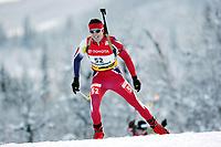 Biathlon, 02. December 2004, World Cup,  Momo Skokic, BIH