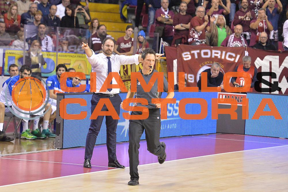 Andrea Diana<br /> Umana Reyer Venezia - Germani Basket Brescia<br /> Lega Basket Serie A 2016/2017<br /> Venezia 18/12/2016<br /> Foto Ciamillo-Castoria
