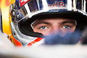 October 23, 2016: United States Grand Prix. Max Verstappen, Red Bull