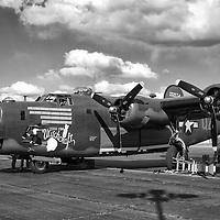 B-17 and B-24