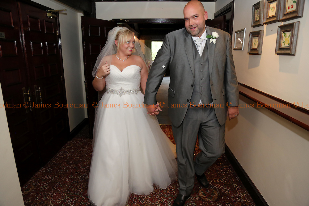 Dave and Cherish Marshall's wedding at the Europa Hotel in Crawley Saturday 5 the September 2015.