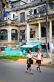 Havana Streets - Vedado