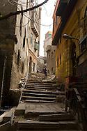 Egypt. Cairo -Ruins  in Bab al Wazir area. islamic Cairo +