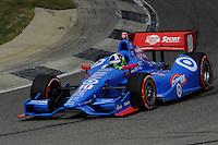 Dario Franchitti, Honda Indy Grand Prix of Alabama, Barber Motorsports Park, Birmingham, AL 04/01/12