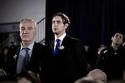 ROMA. DELEGATI AL CONGRESSO NAZIONALE DEL PARTITO DEL POPOLO DELLA LIBERTA'