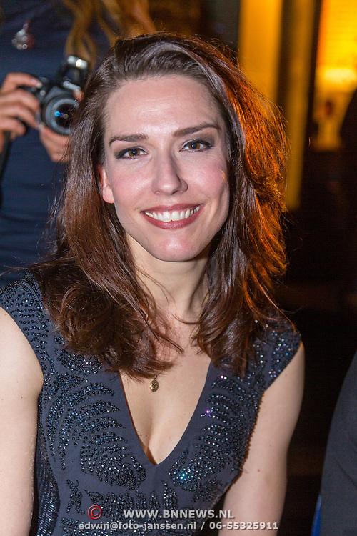 NLD/Amsterdam/20171030 - Boekpresentatie biografie van Liesbeth List, Renee Wegberg