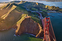 Golden Gate Bridge & Marin Headlands II