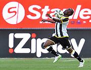 Udine, 08 marzo 2015<br /> Serie A 2014/2015. 26^ giornata.<br /> Stadio Friuli.<br /> Udinese vs Torino.<br /> Nella foto: il centrocampista dell'Udinese Emmanuel Agyemang Badu.<br />  © foto di Simone Ferraro