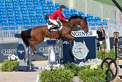 Devos Pieter, BEL, Espoir<br /> World Equestrian Games - Tryon 2018<br /> © Hippo Foto - Dirk Caremans<br /> 19/09/2018