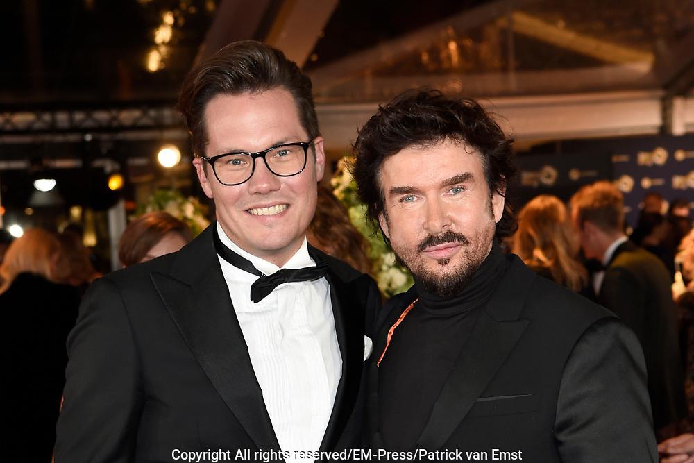Gouden Televizier-Ring Gala 2017 in AFAS live, Amsterdam<br />  <br /> Op de Foto:  Mari van der Ven