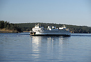 Island Ferry, Ferry, San Juan Islands, Washington