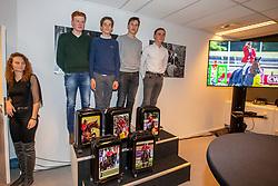 Detry Stephan, Laeremans Wendy<br /> KBRSF Zaventem 2018<br /> © Hippo Foto - Dirk Caremans<br /> 26/11/2018