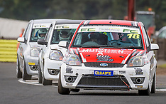 BRSCC Fiesta Championship 2017 - Croft
