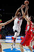 United States´s Rose FIBA Basketball World Cup Spain 2014 final match between United States and Serbia at `Palacio de los deportes´ stadium in Madrid, Spain. September 14, 2014. (ALTERPHOTOSVictor Blanco)