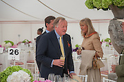 ANDREW PARKER BOWLES, Cartier Queen's Cup. Guards Polo Club, Windsor Great Park. 17 June 2012