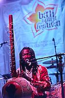 Vieux Aliou Cissokho, Bali Spirit Festival Preview, Serambi Arts Antida, Denpasar, Bali, Indonesia, 17/03/2012.