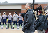 February 10, 2019: The Washburn University Ichabods play against the Oklahoma Christian University Lady Eagles at Tom Heath Field at Lawson Plaza on the campus of Oklahoma Christian University.