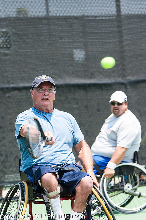 Saturday of the 32nd Annual Texas Open Wheelchair Tennis Championship