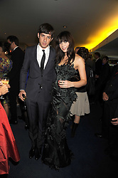 MARK RONSON and DAISY LOWE at the GQ Men of the Year Awards held at the Royal Opera House, London on 2nd September 2008.<br /> <br /> NON EXCLUSIVE - WORLD RIGHTS