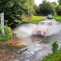 Car 8 James Ashworth/Deborah Ashworth
