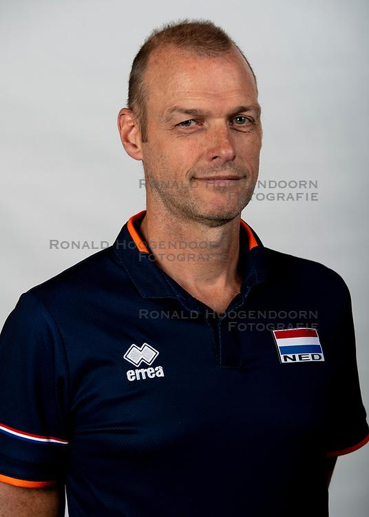 14-05-2018 NED: Team shoot Dutch volleyball team men, Arnhem<br /> Rob Vesters Arts