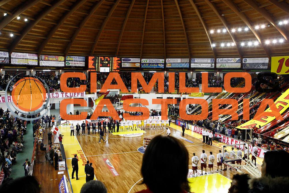 DESCRIZIONE : Barcellona Pozzo di Gotto Campionato Lega Basket A2 2010-11 Sigma Barcellona Reyer Umana Venezia<br /> GIOCATORE : Palalberti Wild Card<br /> SQUADRA : Sigma Barcellona<br /> EVENTO : Campionato Lega Basket A2 2010-2011<br /> GARA : Sigma Barcellona Reyer Umana Venezia<br /> DATA : 09/01/2011<br /> CATEGORIA : Before<br /> SPORT : Pallacanestro <br /> AUTORE : Agenzia Ciamillo-Castoria/G.Pappalardo<br /> Galleria : Lega Basket A2 2009-2010 <br /> Fotonotizia : Barcellona Pozzo di Gotto Campionato Lega Basket A2 2010-11 Sigma Barcellona Reyer Umana Venezia<br /> Predefinita :