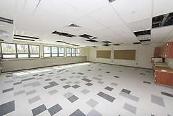 Central High School Bridgeport CT Expansion & Renovate as New. State of CT Project # 015-0174. Auditorium. One of 83 Photographs of Progress Submission 39, 2 May 2018