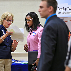 Alpha Kappa Psi Career Day, Oct. 2013