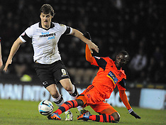 Derby County v Bolton Wanderers 11/3/14