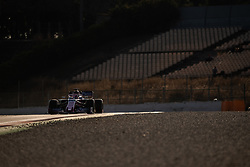February 19, 2019 - Montmelo, BARCELONA, Spain - SPAIN, BARCELONA, 19 February 2019. Stroll od Racing Point  team during the second day of winter test at Circuit de Barcelona (Credit Image: © AFP7 via ZUMA Wire)