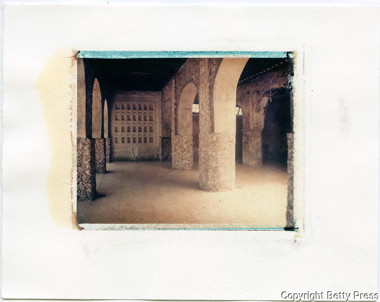 Restoration of traditional building, Lamu, Kenya<br />