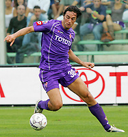Firenze 01/10/2006<br /> Campionato Italiano Serie A 2006/07<br /> Fiorentina-Catania 3-0<br /> Toni Luca Fiorentina<br /> Foto Luca Pagliaricci Inside<br /> www.insidefoto.com