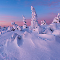Finnland Winter