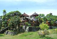 Temple at Rambut Siwi, Bali, Indonesia.
