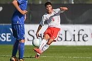 21.09.2017; Niederhasli; FUSSBALL U16 - Schweiz - Italien;<br /> Camreon Prats (SUI) <br /> (Andy Mueller/freshfocus)