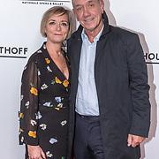 NLD/Amsterdam/20191031 - Laatste balletvoorstelling Igone de Jongh, Peter Romer en partner Annet Hock